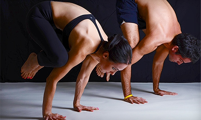 YogaPoser - Downtown Santa Monica: 20 Yoga Classes or One Year of Unlimited Classes at YogaPoser at Fred Segal Studio (Up to 92% Off)