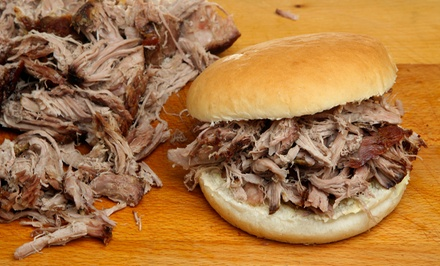 Barbecue Dinner at Benny's BBQ (Up to 60% Off). Three Options Available.