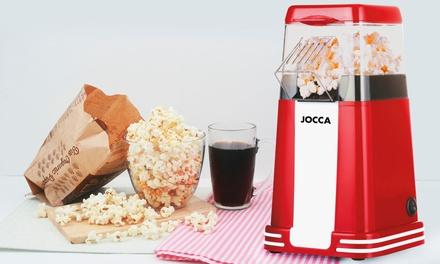Máquina de palomitas vintage Jocca (entrega gratuita)