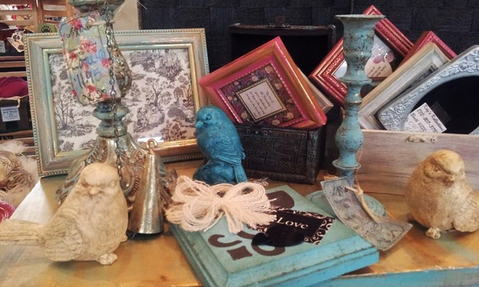 Strawberry Hill - League City: Home decor and Home Furnishing at Strawberry Hill (50% Off). Two Options Available.
