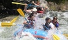Kings River Expeditions - Twin Pines Camp: Overnight or Premium Whitewater-Rafting Trip from Kings River Expeditions (Up to 53% Off)