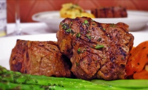 Izzy's Steaks & Chops: $37.95 for a Three-Course Steak or Seafood Dinner at Izzy's Steaks & Chops