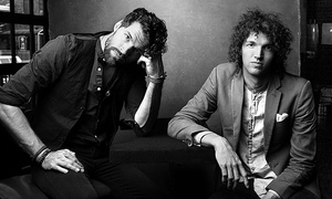 for King & Country: For King & Country on Saturday, April 9, at 7:30 p.m.