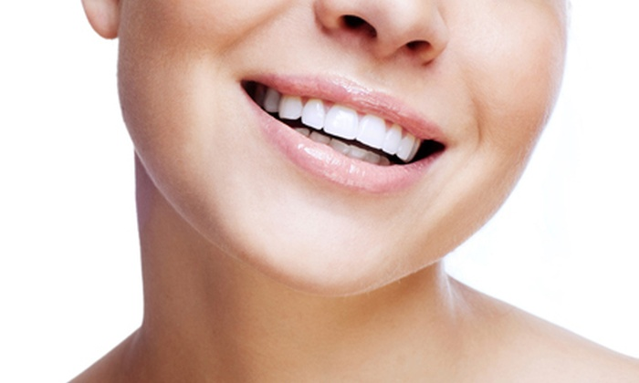 Paramount Dental Care, P.A. - West Palm Beach: Exam with Home Zoom! Whitening Treatment and Optional X-rays and Cleaning at Paramount Dental Care, P.A. (Up to 84% Off)