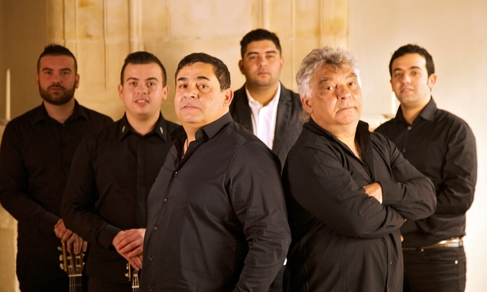 The Gipsy Kings featuring Nicolas Reyes And Tonino Baliardo - McGrath Amphitheatre: The Gipsy Kings Featuring Nicolas Reyes and Tonino Baliardo at McGrath Amphitheatre on June 18 (Up to 57% Off)