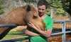 North Georgia Zoo /Wildlife Wonders - Lakeshore: Guided Wildlife Tour for Two or Four, or Family Membership to North Georgia Zoo (Up to 54% Off)