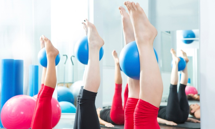 Pilates Sports and Fitness - Maple-Ash: One Month or 10 Single-Session Fitness Classes at Pilates Sports and Fitness (Up to 59% Off)