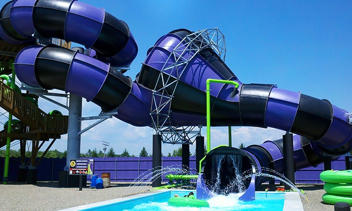 Water Country - Portsmouth: One General-Admission Ticket to Water Country (Up to 23% Off)