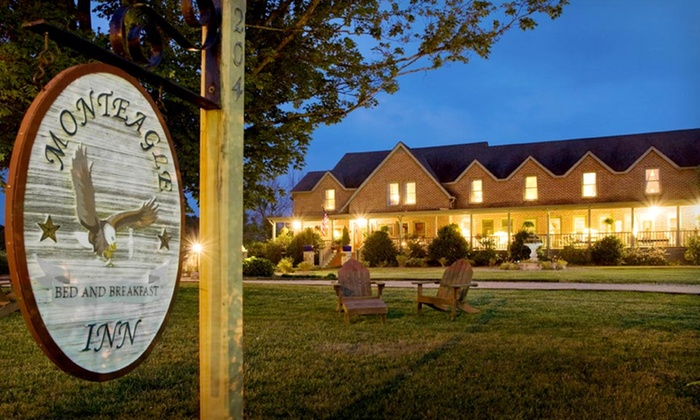 Monteagle Inn & Retreat Center - Monteagle, TN: Stay with Daily Wine and Cheese Plate at Monteagle Inn & Retreat Center in Monteagle, TN; Dates into September Available