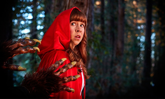 """""""Into the Woods"""" - Evert B. Person Theatre: """"Into the Woods"""" through February 14"""