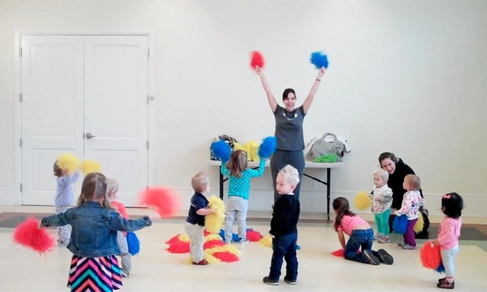 Kinderjam With Ms.ana - Multiple Locations: $19 for $35 Groupon — KinderJam