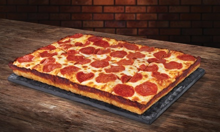 $11 for Pizzeria Food at Jet's Pizza (a $20 value)