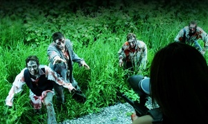 Boston Paintball: $15 for Project Hope: Undead Outbreak Zombie Battle with 50 Paintballs for One at Boston Paintball ($21.50 Value)