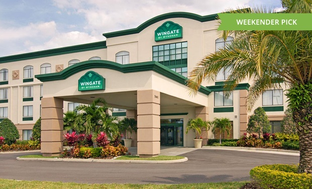 Wingate by Wyndham at Universal Studios & Convention Center - Orlando, FL: Stay at Wingate by Wyndham at Universal Studios & Convention Center in Orlando, FL. Dates Available into August.
