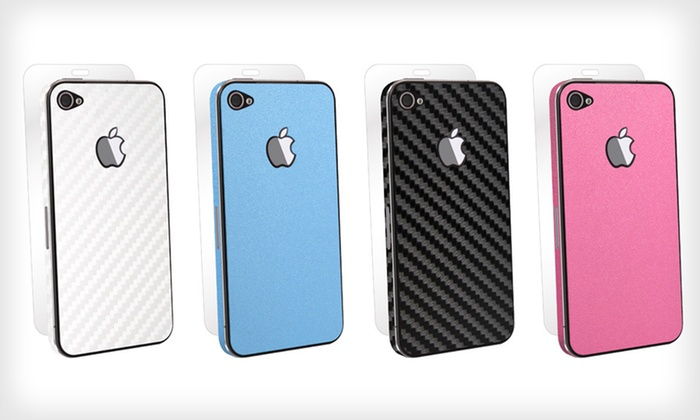BodyGuardz iPhone Skins: $10 for a BodyGuardz Full-Body Skin for iPhone 4, 4S, or 5 ($19.95 List Price). Eight Options Available. Free Returns.