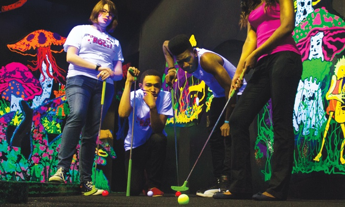 Funfuzion - New Rochelle: Two Groupons, Each Good for Bowling or Mini Golf Plus Arcade Games at Funfuzion (Up to 38% Off)
