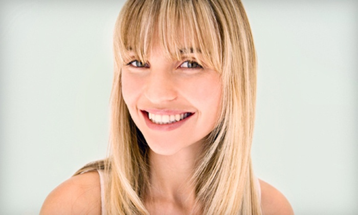 Jennifer Deighan at Studio Elements Salon - Tri-Village: Haircut with Conditioning, Color, or Partial Highlights from Jennifer Deighan at Studio Elements Salon (Up to 58% Off)