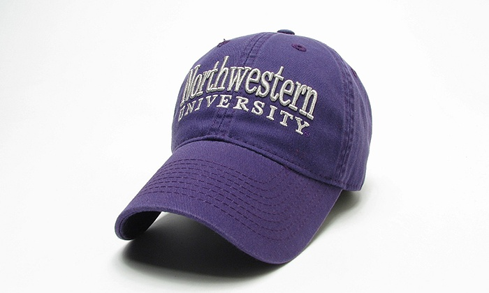 Campus Gear - IN-STORE PICKUP: $14.99 for a Northwestern University Hat with In-Store Pickup at Campus Gear Evanston ($21.99 Value)