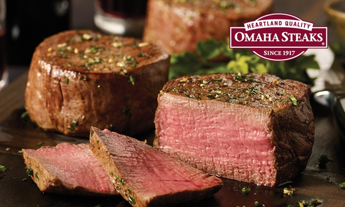 Omaha Steaks: Valentines Day Packages with Free Shipping from Omaha Steaks (Up to 62% Off)
