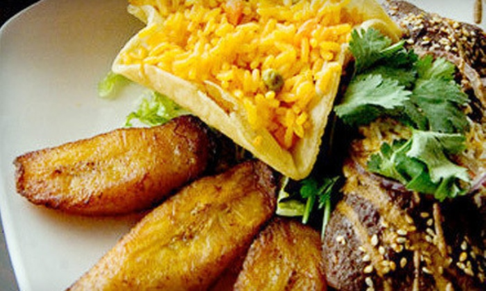Azul 17 - Owen Brown: $20 for $40 Worth of Mexican Dinner Cuisine or Tequila Tasting for Two at Azul 17 in Columbia