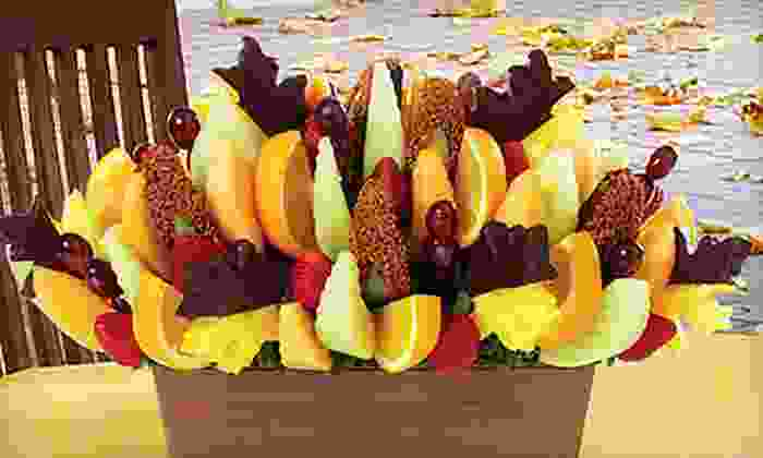 Edible Arrangements - Argyle Forest: $25 for $50 Worth of Chocolate-Dipped Fruit and Edible Bouquets from Edible Arrangements