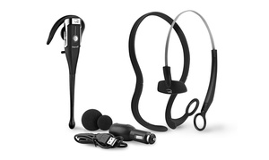 VXi BlueParrott Noise-Canceling Bluetooth Headset (Refurbished)