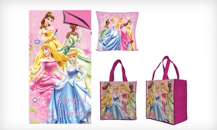 Children's Slumber Tote : $19 for a Children's Slumber Tote ($59.99 List Price). Five Styles Available.
