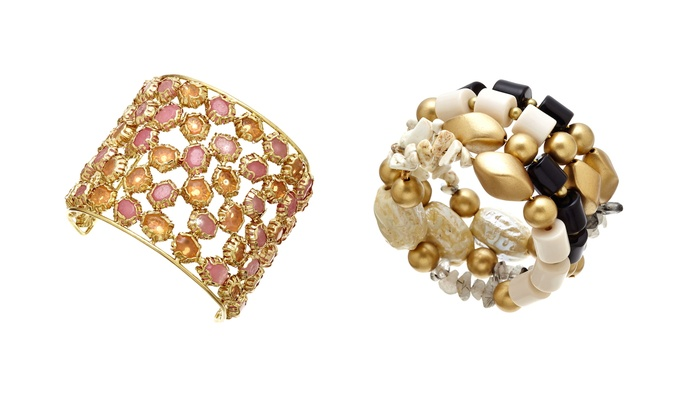 IDEELI, INC.: STELLA & RUBY Bracelets from 22.99 - 49.99 | Brought to You by ideel