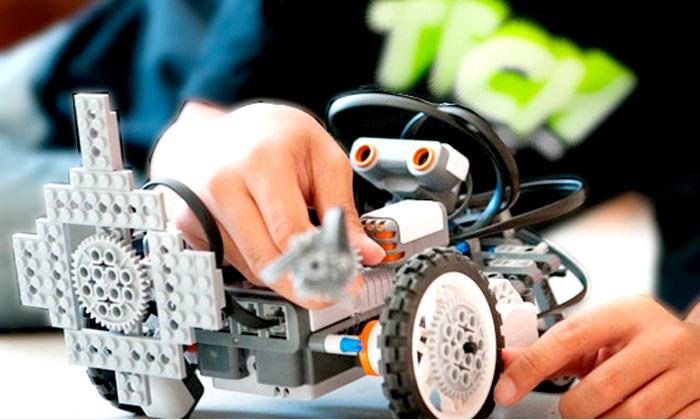 Kids Robotech Club - Multiple Locations: $139 for 5-Day Summer Camp at Kids Robotech Club ($288 Value)