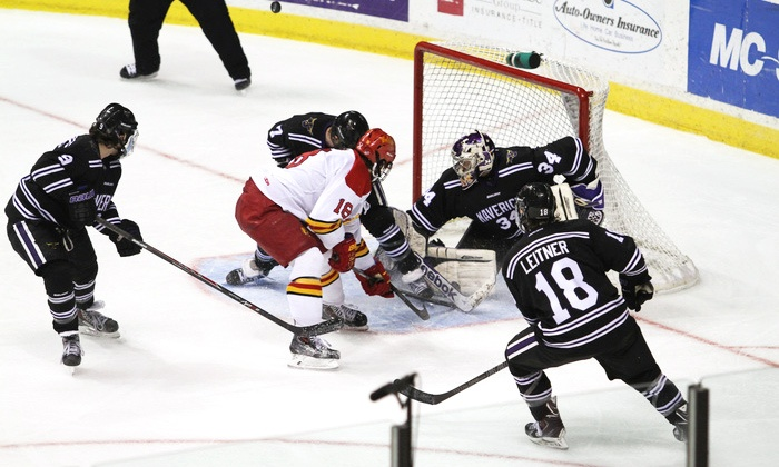 WCHA Final Five Tournament - Xcel Energy Center: WCHA Final Five Hockey Tournament at Xcel Energy Center on March 20 or 21 (Half Off)