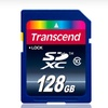 $96 for a Transcend 128GB SDXC Memory Card