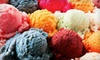Staccato Gelato - Kerns: Five Large Gelatos or $5 for $10 Worth of Gelato and Café Food at Staccato Gelato