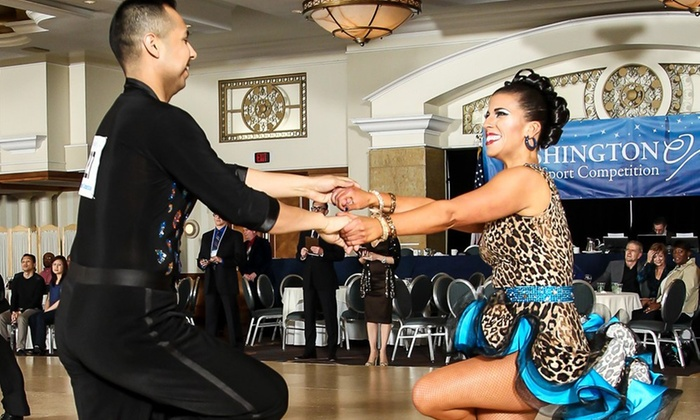 Breakin' Out Ballroom - Patchogue: Four Dance Classes from Breakin' Out Ballroom (62% Off)