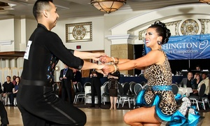 Breakin' Out Ballroom: Four Dance Classes from Breakin' Out Ballroom (62% Off)