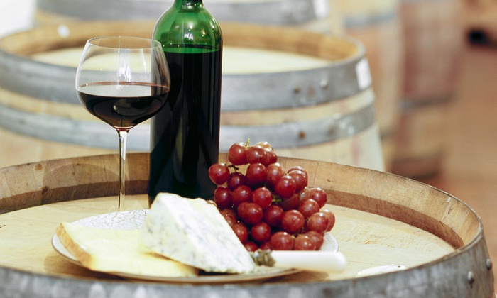 Ditmars Orchard & Vineyard - Council Bluffs: Wine and Cheese for Two or Four at Ditmars Orchard and Vineyard (Up to Half Off)