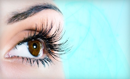 15 Eyelash Extensions for Each Eye (a $65 value) - The Doll House Beauty Lounge in Corona