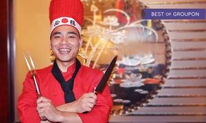 Osaka Sushi and Hibachi - Maplewood and Coon Rapids Riverdale: $22 for $40 Worth of Hibachi Food at Osaka Sushi and Hibachi
