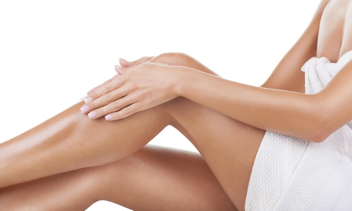 Micheal James Salon And Spa - Woodward Park: Half-Leg Wax from Waxing by Christy (80% Off)