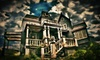 Midnight Productions - Glen Afton and The Island: Two, Four, or Six Front-of-Line Passes to Haunted House in the Hollow from Midnight Productions (Up to 64% Off)