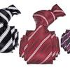 Republic Men's Striped Microfiber Tie