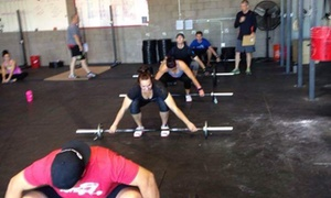Crossfit Dust Devil: Up to 67% Off one month of crossfit at Crossfit Dust Devil