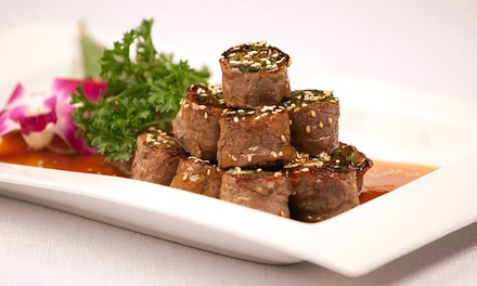 $22 for Japanese and Thai Dining at Passion Fin(Up to $40 Value)