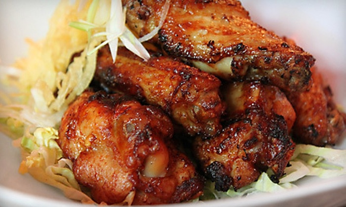 Hawkers - Gramercy Park: $25 for a Prix Fixe Southeast Asian Meal for Two at Hawkers (Up to $54 Value)