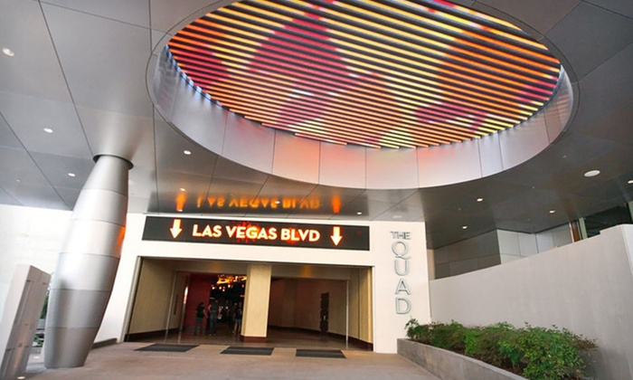 The Quad Resort & Casino - Los Angeles: Stay at The Quad Resort & Casino in Las Vegas