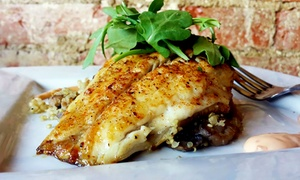 Wahoo! Grill: $69.99 for a Seafood Dinner for Two at Wahoo! Grill ($101 Value)