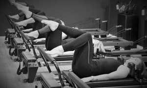 Breathe Pilates Studio: 1 Month Unlimited Reformer Pilates for One ($49) or Two ($95) at Breathe Pilates Studio, 2 Locations (Up to $960 Value)