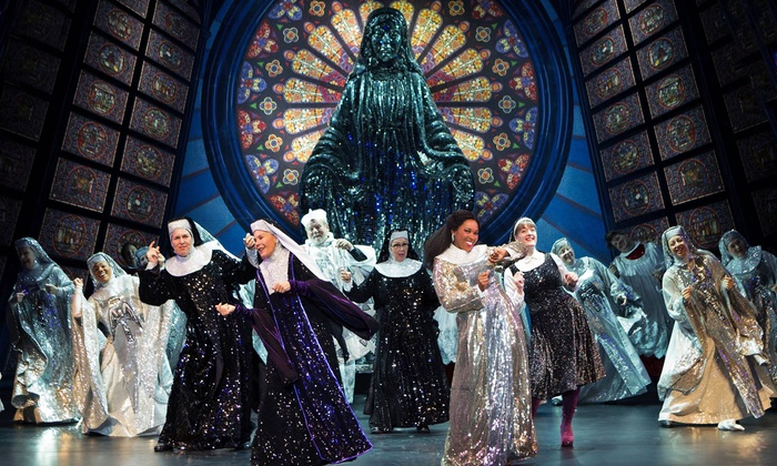 """Sister Act"" - California Theatre of the Performing Arts: ""Sister Act"" at California Theatre of the Performing Arts on Saturday, March 28, at 8 p.m. (Up to 50%Off)"