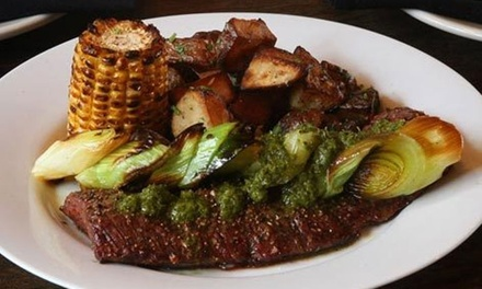 $25 for $40 Worth of Contemporary Bistro Cuisine at Five Restaurant | Bistro