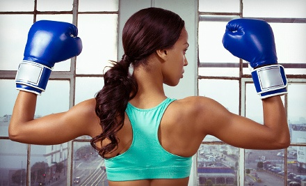 Dallas: Two Weeks, One Month, or Two Months of Unlimited Boxing Fitness Classes at Denton Boxing Club (Up to 78% Off)