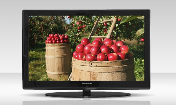 "Element 24"" LED HDTV: $129.99 for an Element 24"" 1080p LED HDTV (Refurbished) ($199.99 List Price). Free Shipping and Returns."
